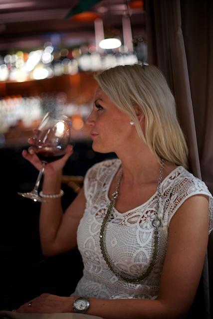 Kärleken till livet, människan och vinet!