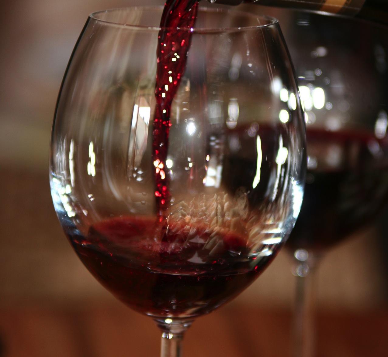Rioja, festvåning och silverfat