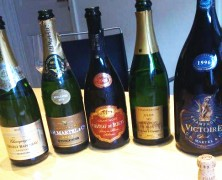 Små odlare, stora champagner!
