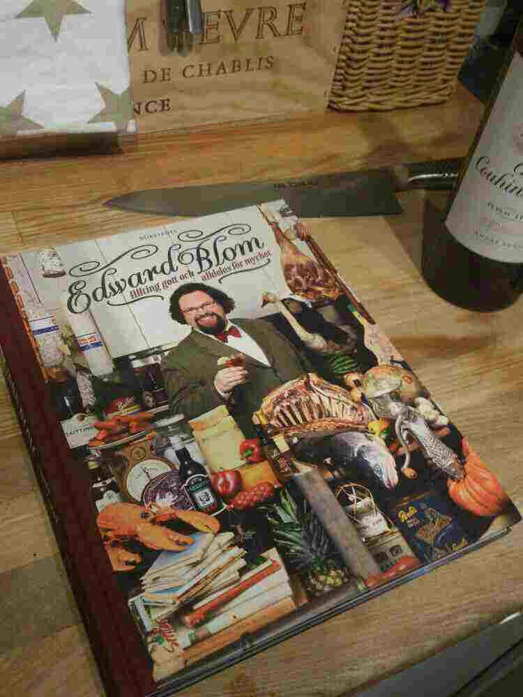 Gourmander, böcker och världens bästa viner!