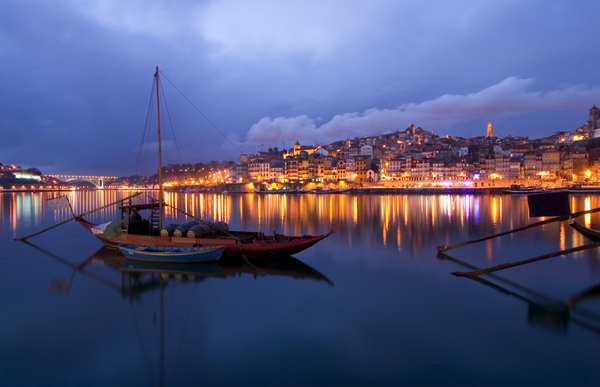 Porto-by-boat-Portugal